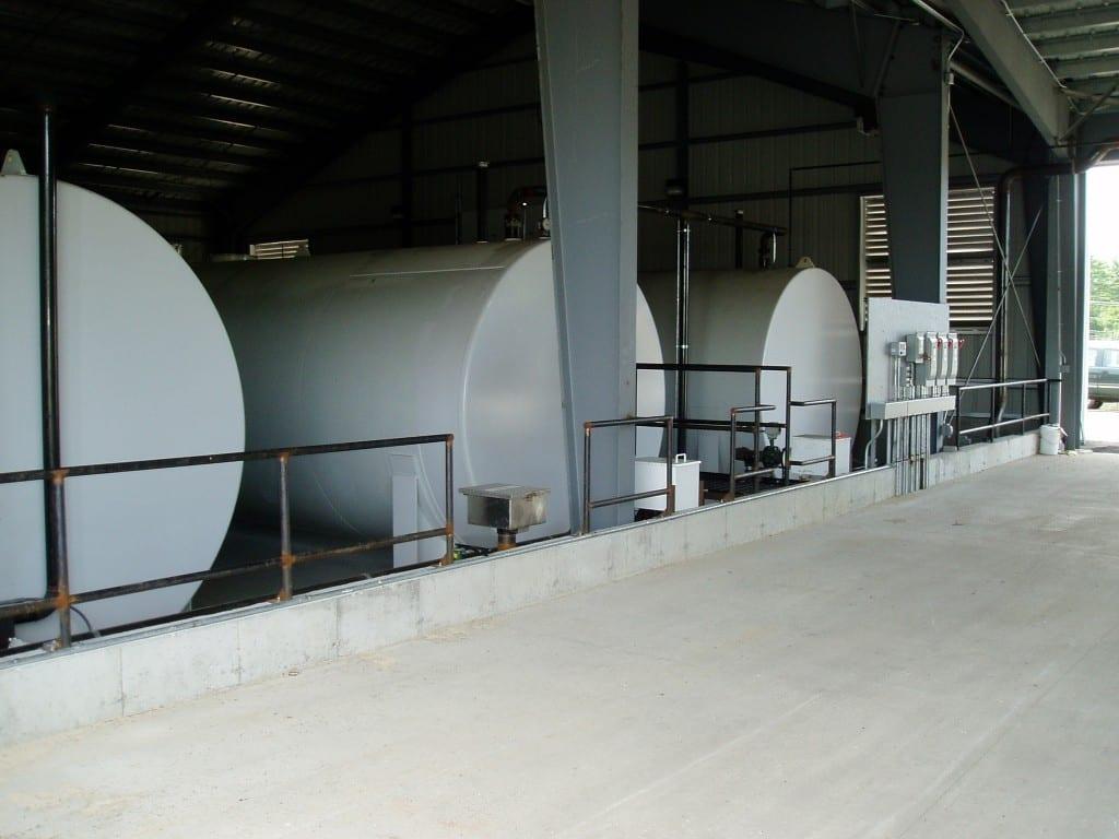 Bulk Oil Tanks